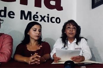 Blanca Leticia Enríquez Gómez , regidora de MORENA en Lagos de Moreno