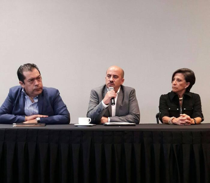Ismael del Toro al anunciar la convocatoria para tener un Contralor independiente