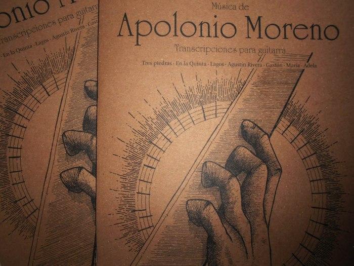 Hugo Acosta, música de Apolonio Moreno