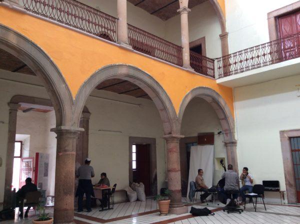 Centro Cultural Manuel González Serrano