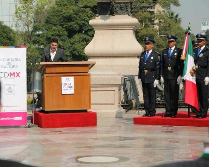 Conmemoración 201 años de la muerte de Pedro Moreno