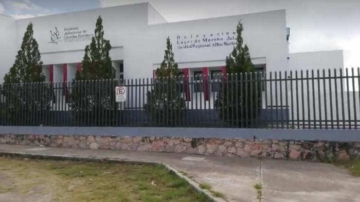 Ciencias Forenses de Lagos de Moreno. Foto de Facebook
