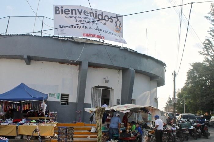 Campo Deportivo Pedro Moreno, en Lagos de Moreno