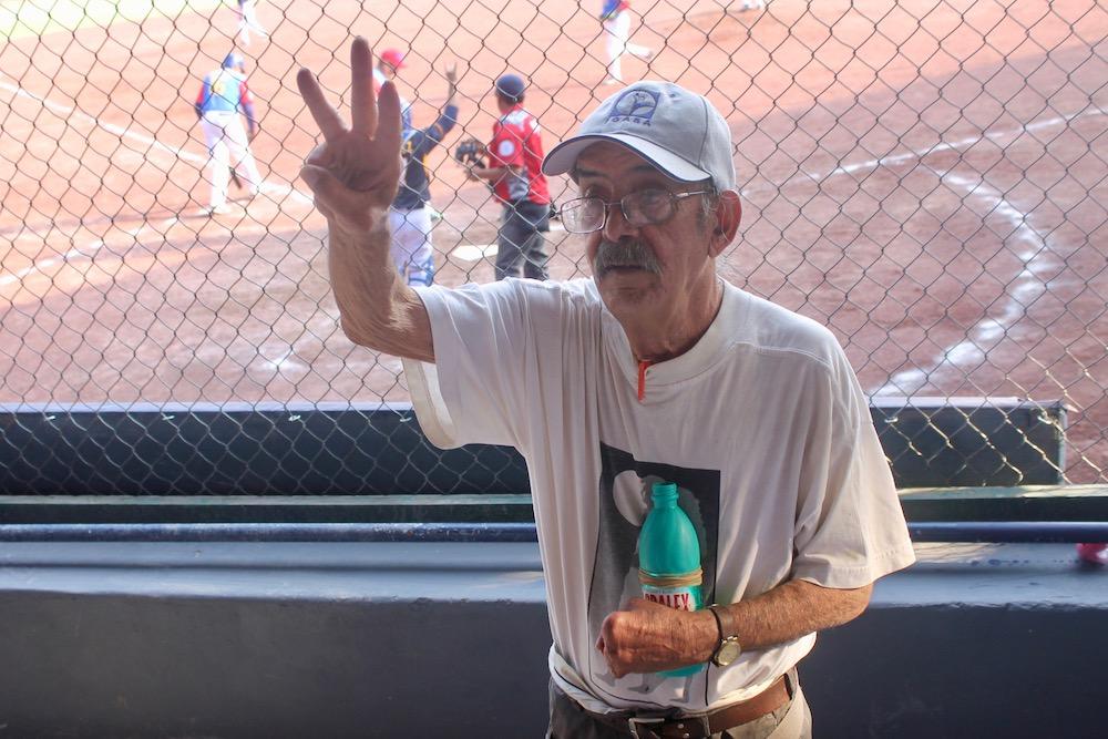Las rifas, el beisbol y el Campo Deportivo Pedro Moreno