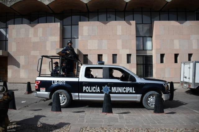Policía de Lagos de Moreno