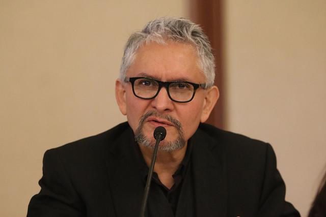 Gerardo Octavio Solís Gómez, Fiscal General de Jalisco. Foto: Gobierno de Jalisco