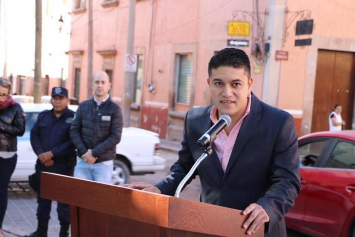 Tecutli Gómez, Presidente de Lagos de Moreno