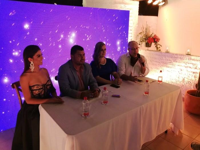 José Rocha habla del concurso Señorita Lagos 2019