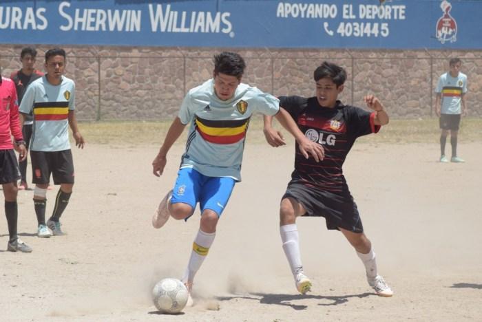 San Miguel, equipo amateur de Lagos que se prepara para participar en la Copa Jalisco
