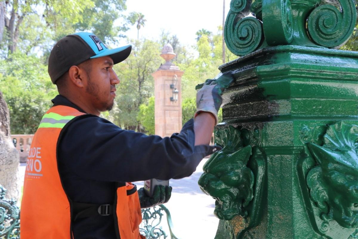 Rehabilitan la Calzada Pedro Moreno