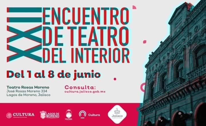 Lista la cartelera del XXII Encuentro de Teatro del Interior