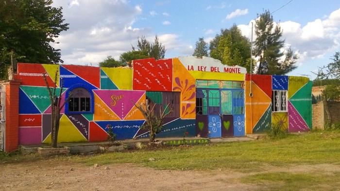 La Ley del Monte, un lugar para recordar a los desaparecidos de Lagos de Moreno