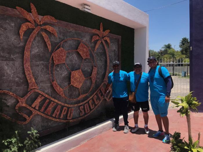 Clinica futbol Kikapú Soccer