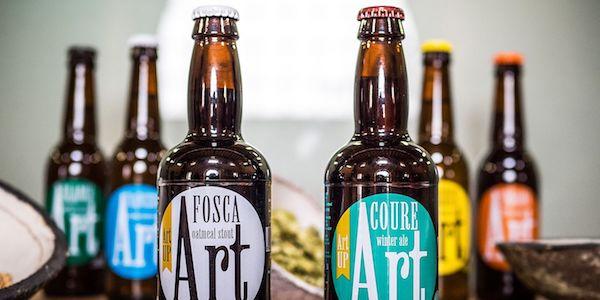 3r tastet de birra amb art cervesers