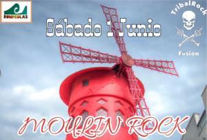 Aniversario TribalRock Fusion: Moulin Rock @ Rompeolas Locales