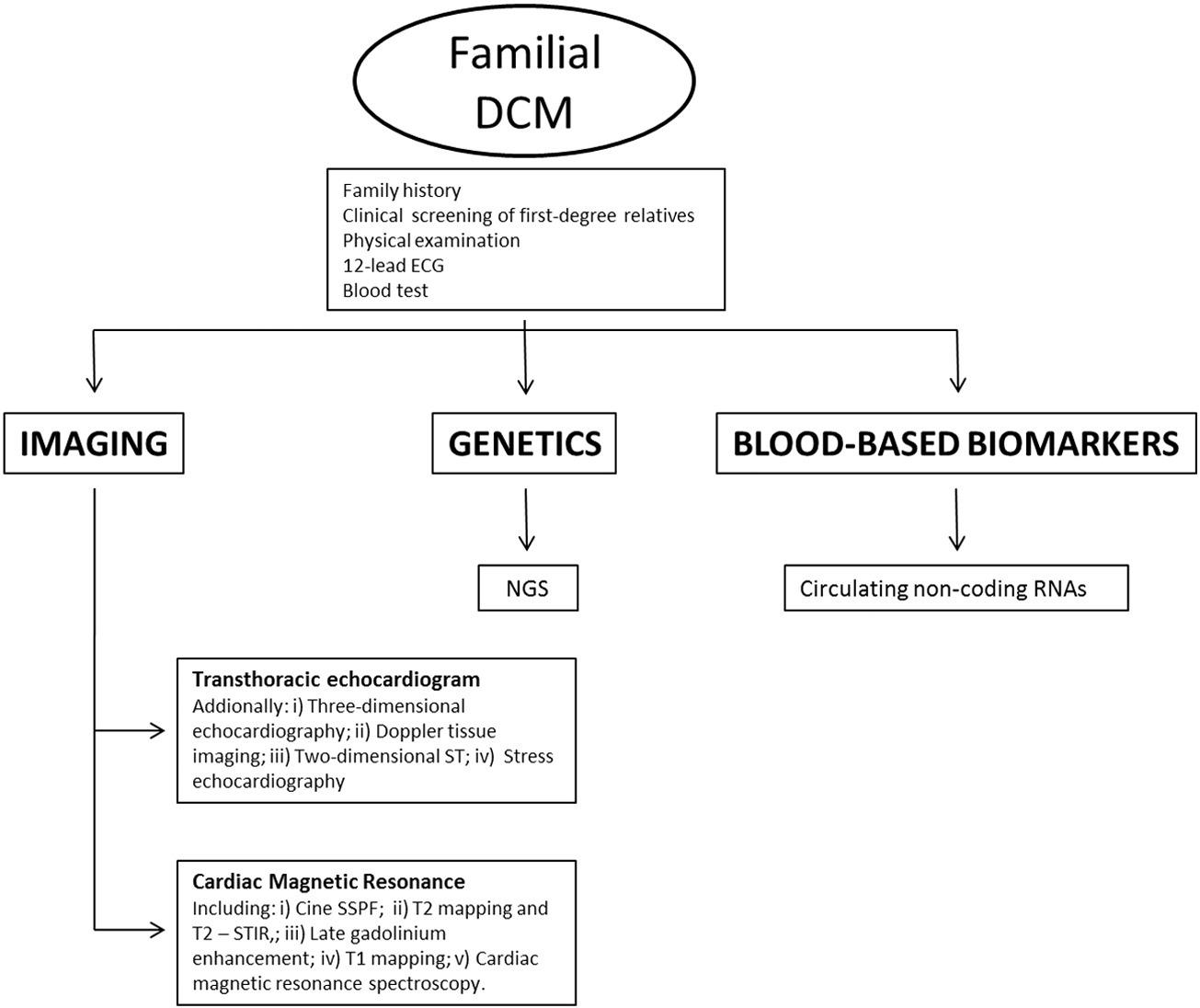 Familial Dilated Cardiomyopathy A Multidisciplinary