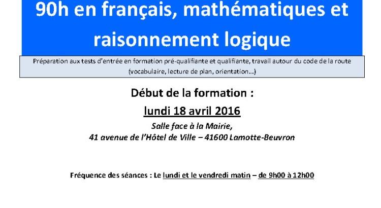 thumbnail of Affiche visa 2016 Lamotte-Beuvron