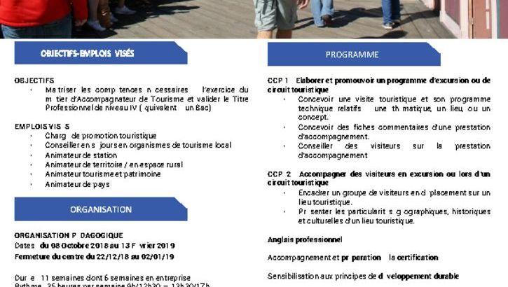 thumbnail of TP Accompagnateur de tourisme 2018