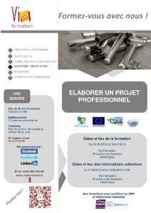 thumbnail of Via Formation_Elaborer Projet Professionnel_Blois Oct2018-1