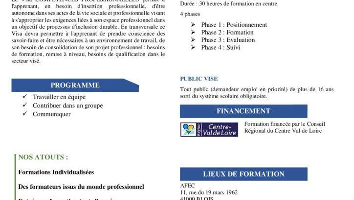 thumbnail of fiche competences pro 2019