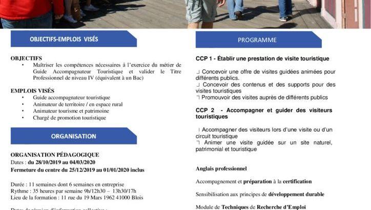 thumbnail of TP GUIDE Accompagnateur touristique 2019-2020