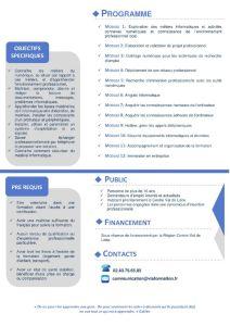 thumbnail of Fiche de presentation Technicien Informatique Blois 2020-2