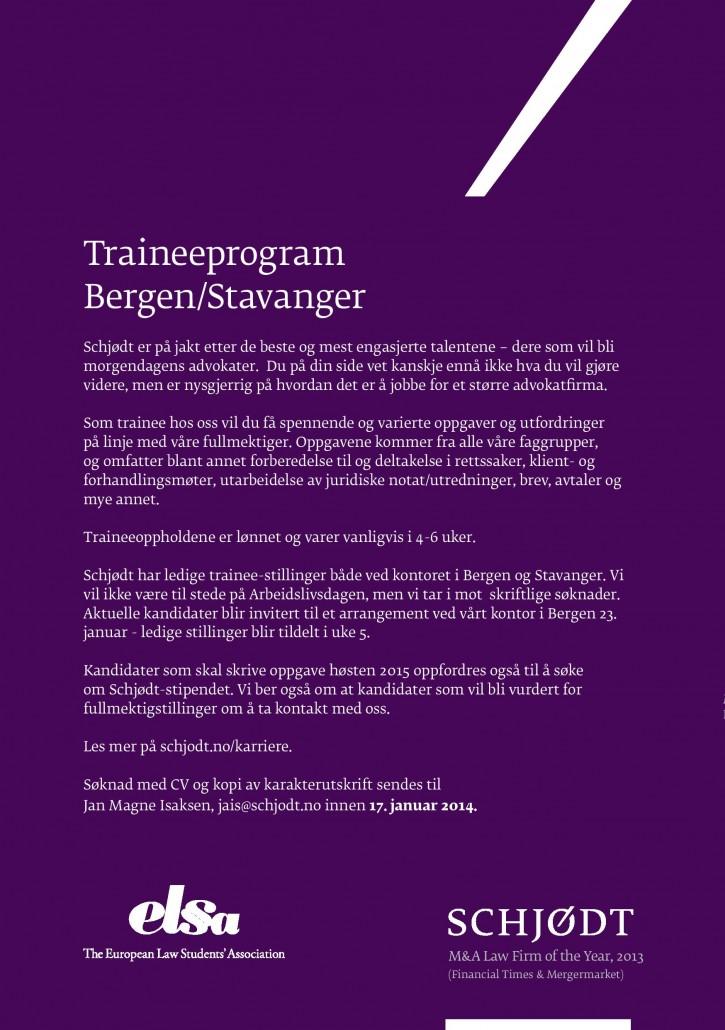 Traineeannonse - Bergen og Stavanger januar 2014-page-001