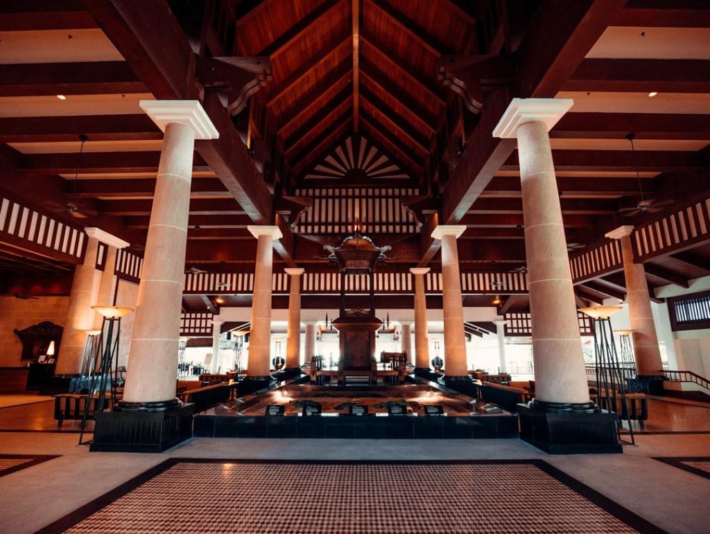 lobby the andaman lagkawi