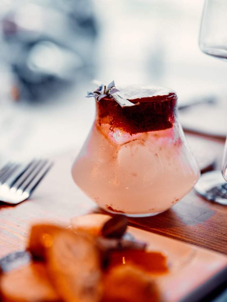 cocktail le cromagnon