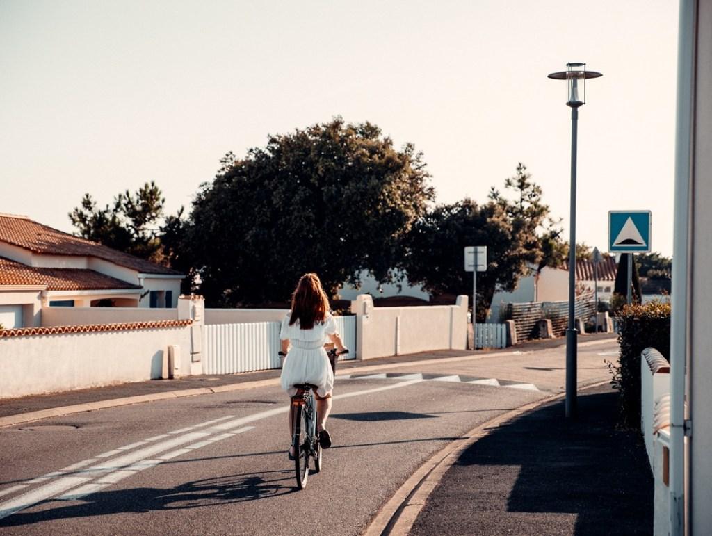 vélo la tranche sur mer