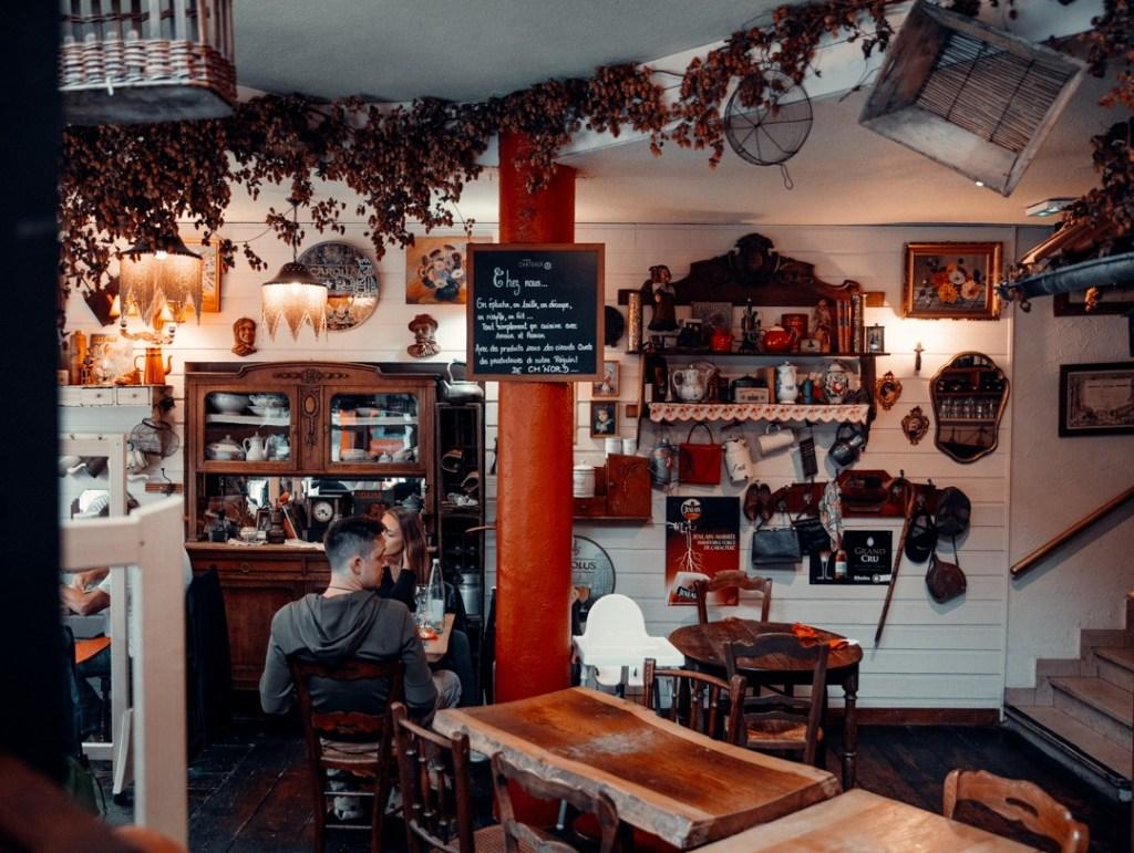salle restaurant chez mon vieux