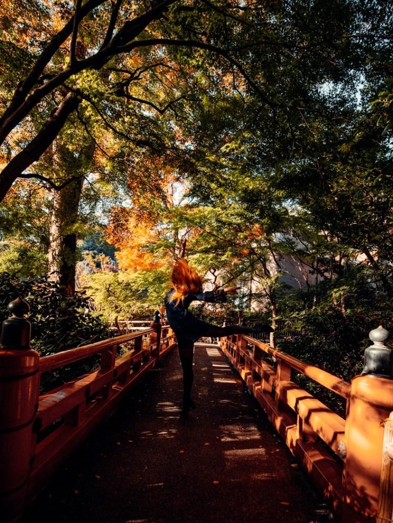 parc chinzanso tokyo