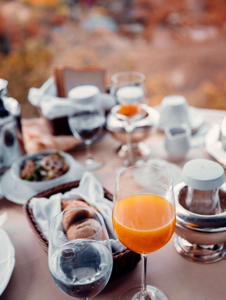 petit dejeuner chinzanso
