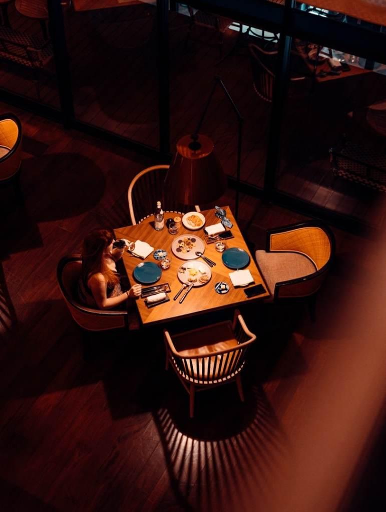 restaurant hyatt centric ginza