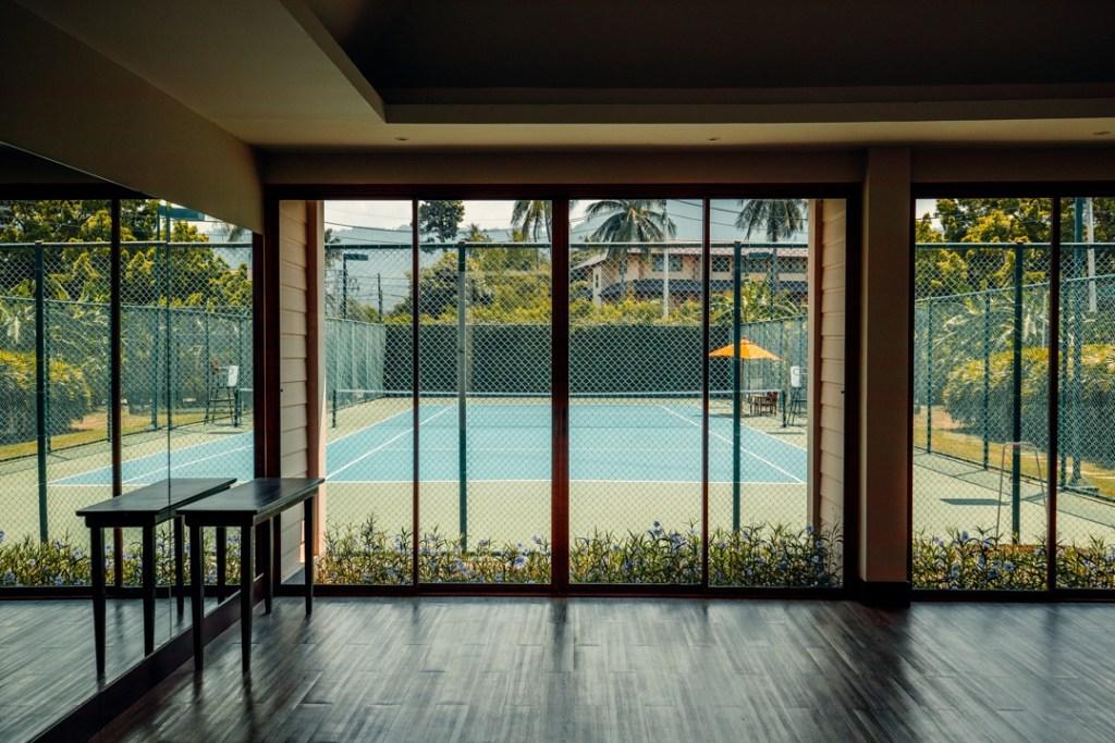 tennis santiburi