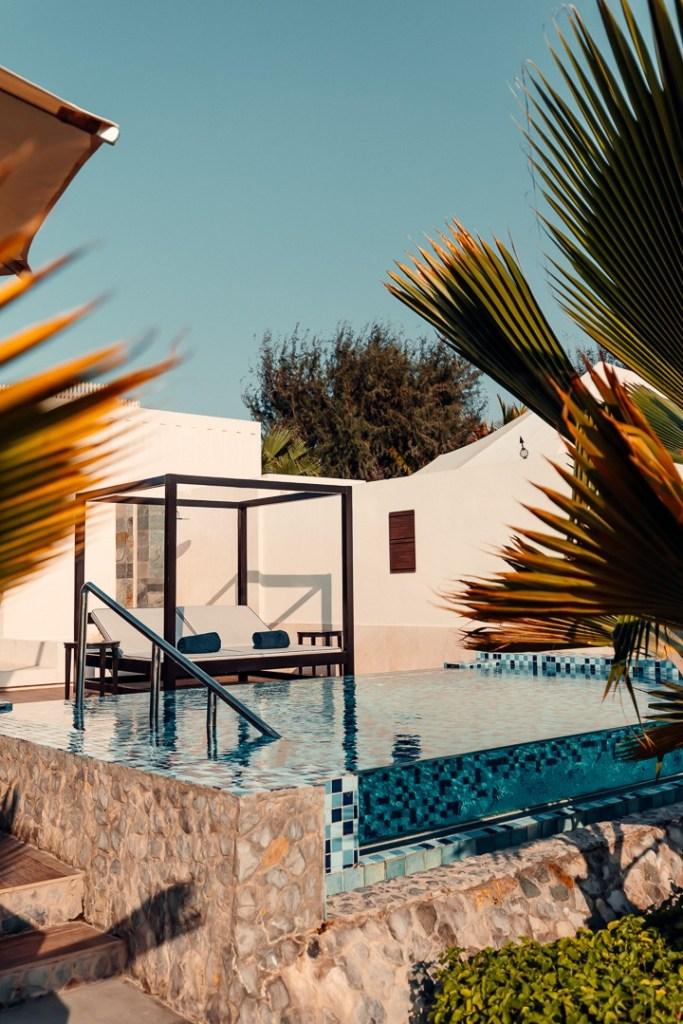 piscine privée al hamra beach