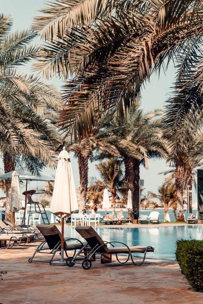 piscine rixos the palm