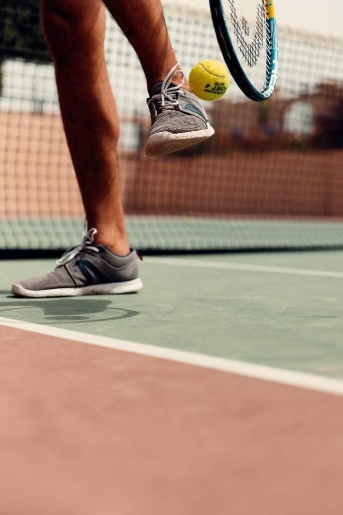 tenis st regis saadiyat