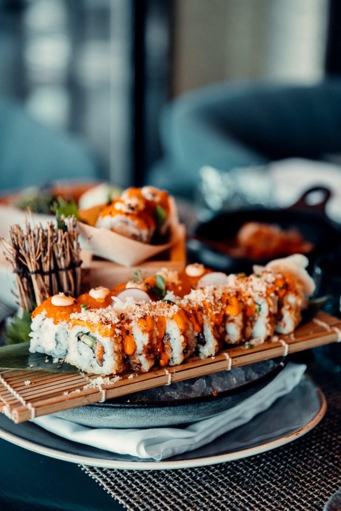 sushi buddha bar st regis saadiyat