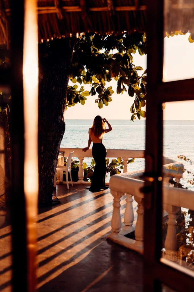 balcon chuini zanzibar