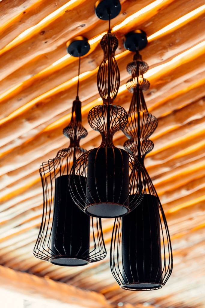 ambiance restaurant White Sand zanzibar