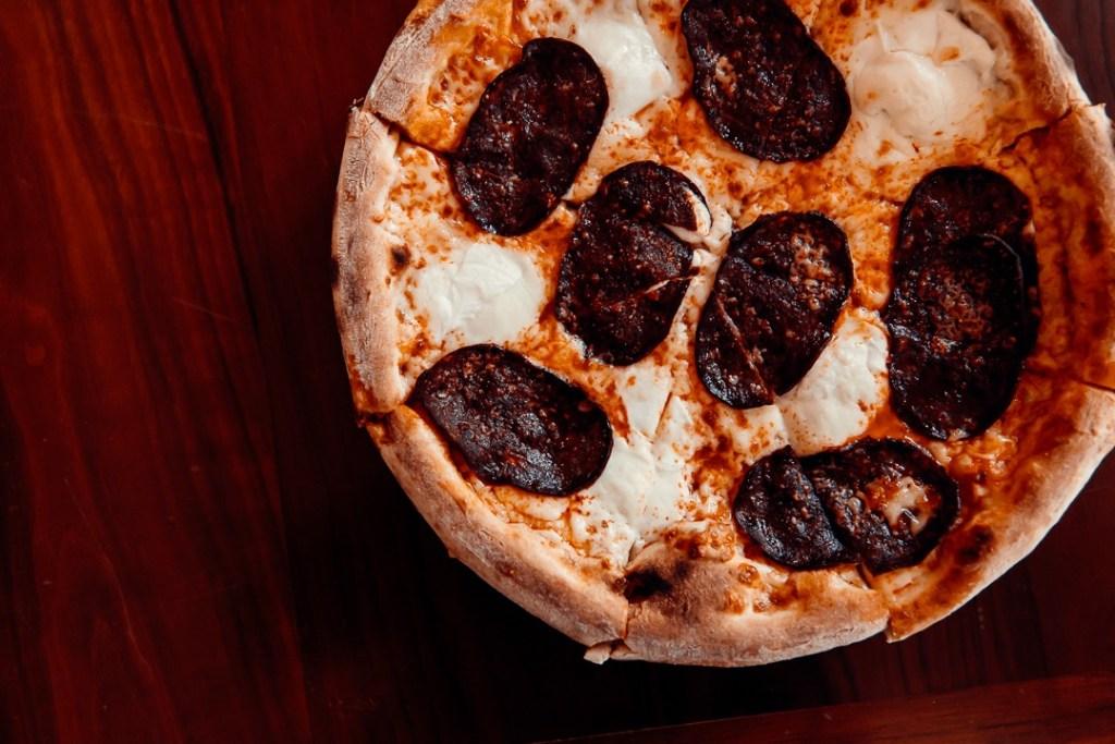 pizza villa toscana