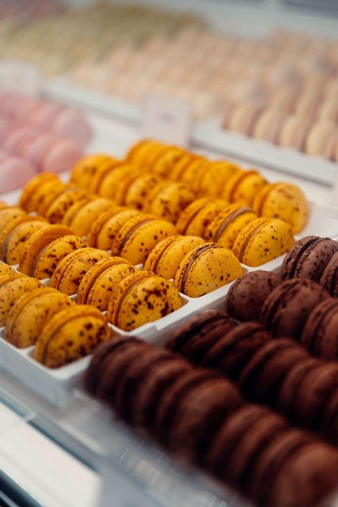 boutique macarons et inspiration