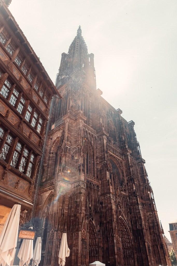 grande cathédrale strasbourg