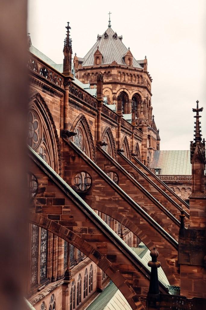 détails cathédrale strasbourg