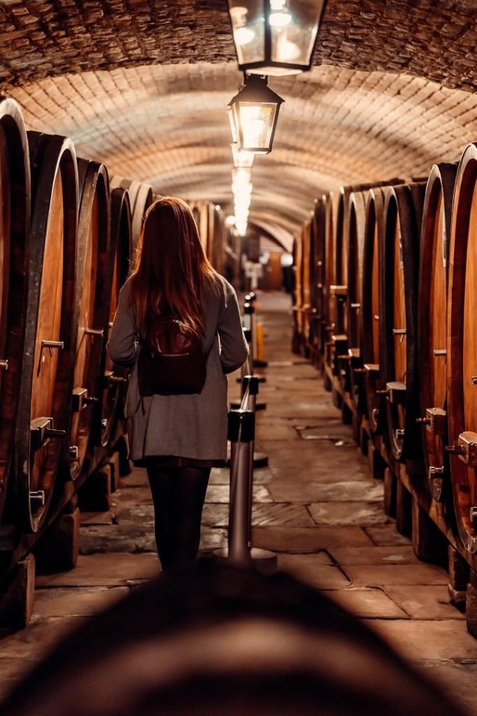 visite cave historique strasbourg