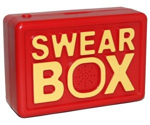 Boxes, Prayers & Swears (AKA Sanity Savers)