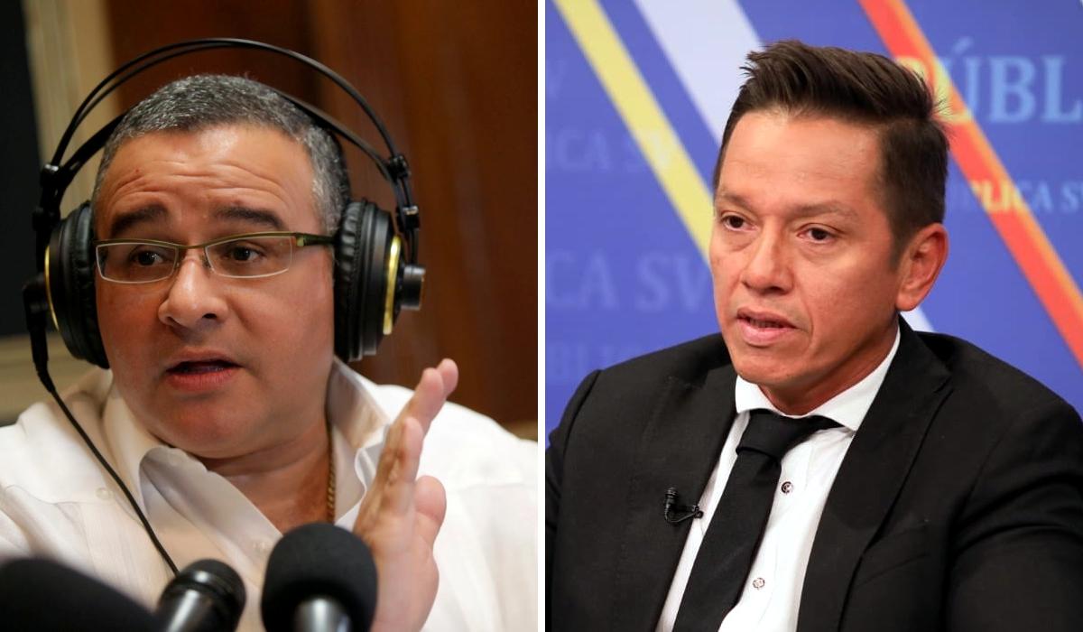 """Funes arremete contra el presidente de ANDA y lo llama """"inepto y farsante"""" por esta razón - elsalvadorgram"""