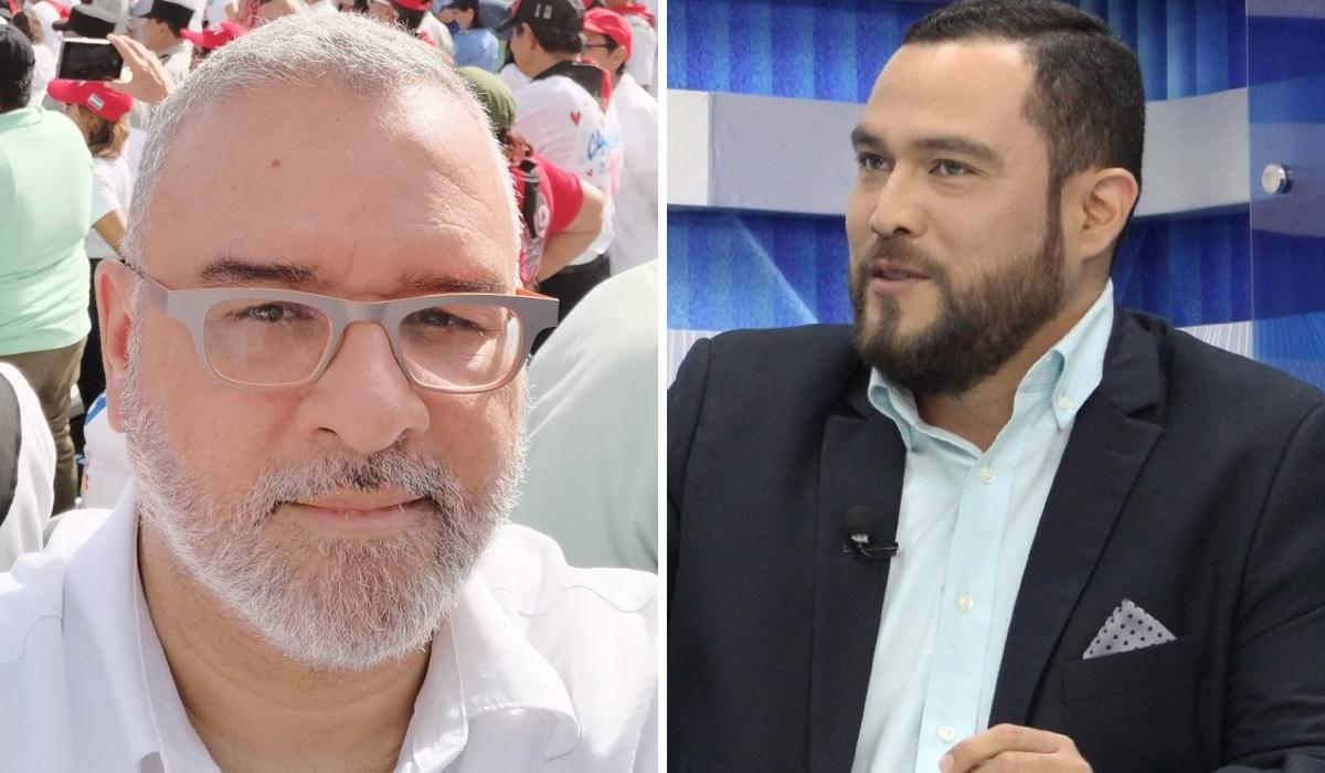 """Esta es la razón por la que Funes llamó """"inútil ignorante"""" al Ministro Mario Durán en Twitter - elsalvadorgram"""