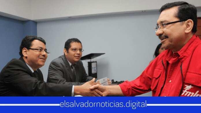 FMLN mantiene Julio Olivo para manipular el Tribunal Supremo Electoral